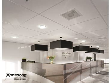armstrong acoustical mineral ceilings combine