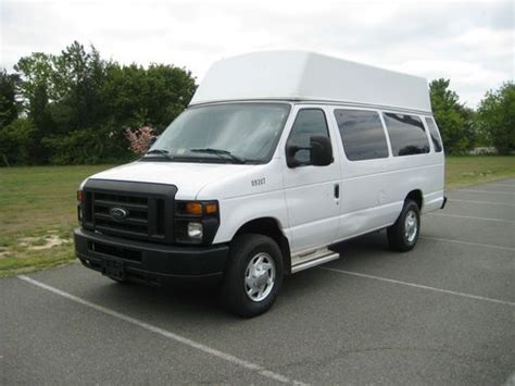 auto air conditioning repair 2009 ford e150 spare parts catalogs sell used 2009 ford e350 12 passsenger shuttle van in richmond virginia united states