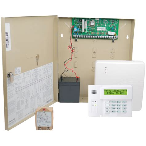 honeywell vista 20p cellular 4g gsm hybrid security system