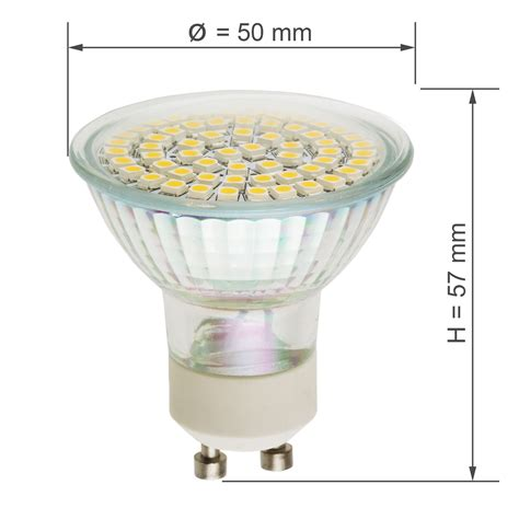 Led Len 3 Watt by Led Gu10 Dimmbar Led Gu10 Dimmbar Mengsled Mengs Gu10 5w
