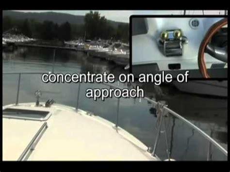 boat docking fails compilation docking a 41 ft maxum pt 1 doovi