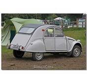 Simon Cars  Citroen 2CV