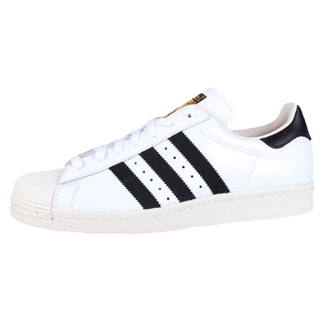adidas vintage basketball shoes adidas superstar 80s retro basketball shoes white black