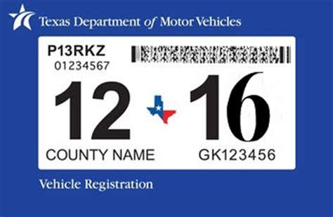 2018 Car Registration Sticker vehicle registration sticker jamhurinews