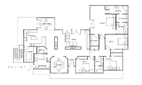 how to draw a floor plan in autocad autocad drawing house floor plan house autocad designs