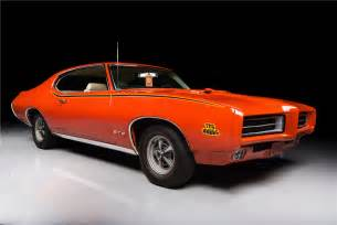 Pontiac Gto Judge 1969 Pontiac Gto Judge 188945
