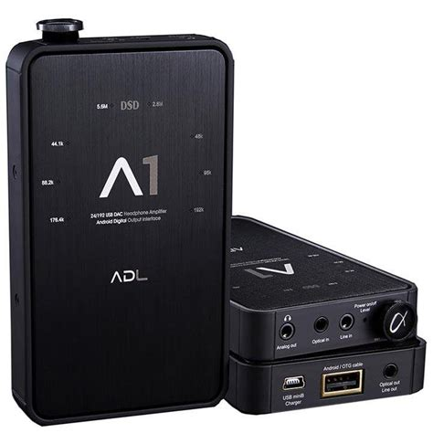 Jual Usb Dac Android alpha design labs adl a1 portable headphone lifier dsd usb dac for android devices novo