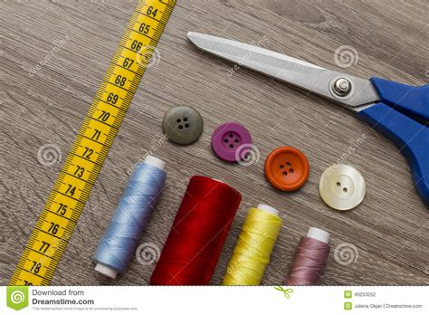 dress design equipment fashion designer tools stock photo image of skill
