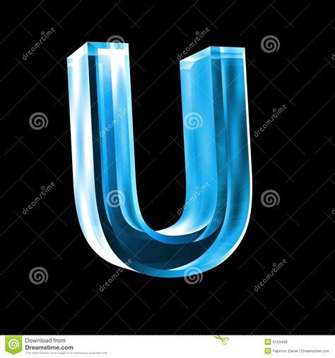 imagenes en 3d en vidrio letra u en el vidrio azul 3d im 225 genes de archivo libres de