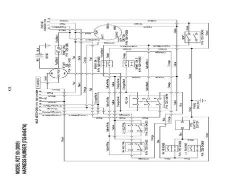 wiring diagram for cub cadet rzt 50 readingrat