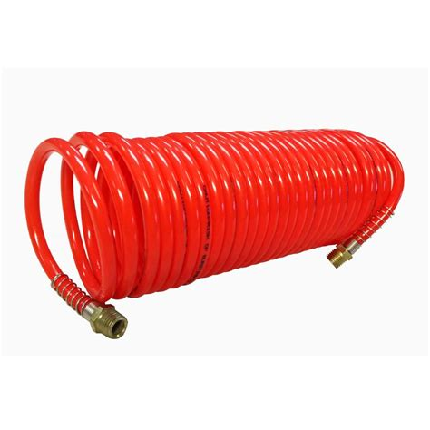 Forged Racing Reducer Hose 3 25 4 Inch speedway 1 4 in x 25 ft recoil air hose 9390 the home depot