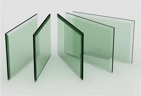 Glass Banisters Clear Float Glass