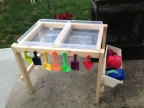 water and sand table avery toys on the