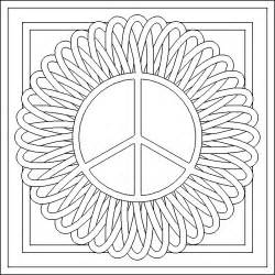 Pattern Coloring Pages To Enhance Children's Creativity sketch template