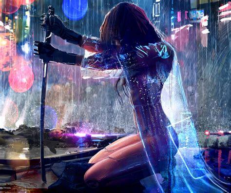 inspirational cyberpunk  wallpaper  ideas