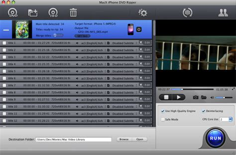 best dvd rip for mac best iphone dvd ripper for mac to rip and convert dvd to