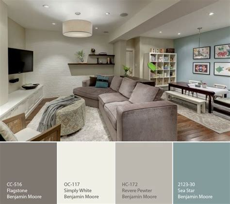 open concept paint colors new home pewter