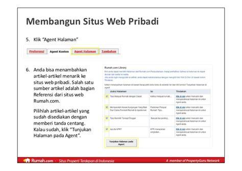 Mudah Membangun Web Profil Multibahasa Cd panduan pembuatan iklan properti di rumah