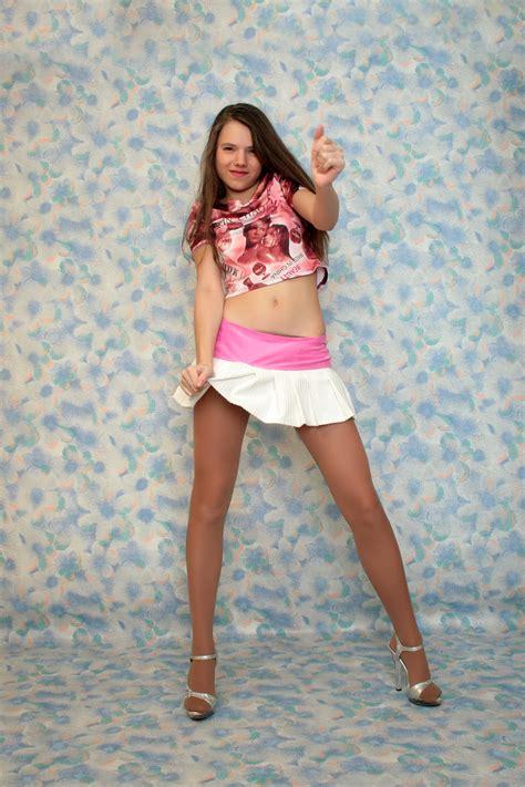 sandra teen model pantyhose truepic org