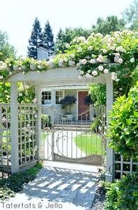 rose trellis plans 1905cottage 12 diy pergola trellis and gate ideas