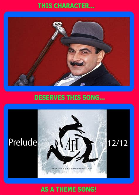 theme music hercule poirot character theme song meme poirot by tandp on deviantart