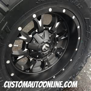 Nitto Trail Grappler Tire Wheel Packages Custom Automotive