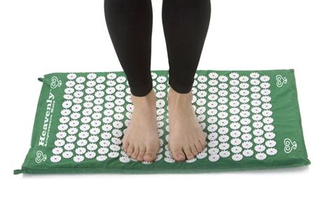 Foot Mat Acupressure Reflexology by Basic Heavenly Acupressure Mats 1 In