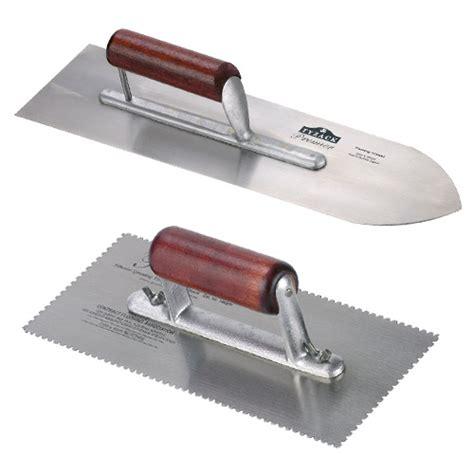 Plastering Trowel For Floor flooring adhesive trowels spear jackson