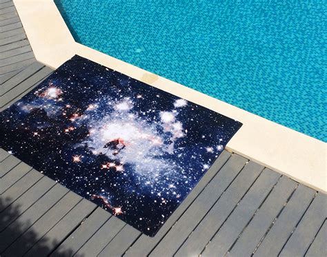 bath towels and rugs nebula bath towels and rugs infinite space on your bedroom floor gizmodiva
