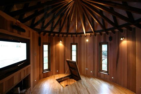 The Tree Of The Tower Room family is living the highlife in treehouses by