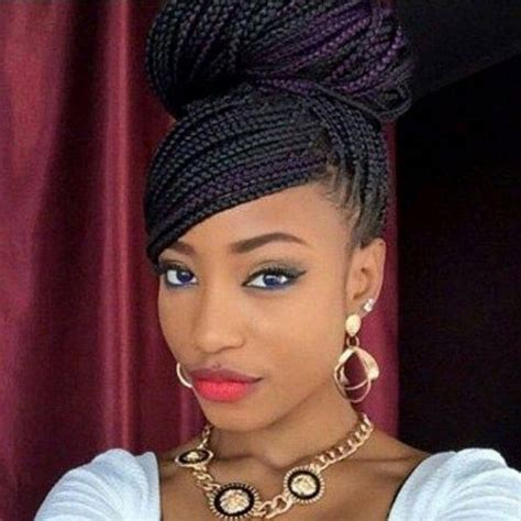 box braid styles for work 17 best images about braid hair styles on pinterest flat