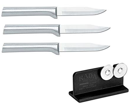 Rada Kitchen Knives Rada Cutlery R101 119 Rada Cutlery 3 Pack Paring Knife