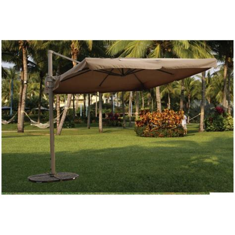ombrellone da giardino decentrato pratiko storeombrellone da giardino decentrato roma mt 3x3