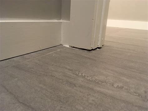 gap between outside edge of casing and wall fine new construction gaps between floor and baseboards