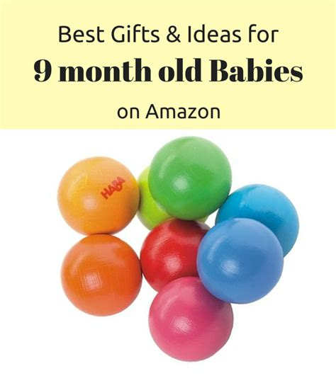best gifts ideas for 9 month old babies on amazon junglefind