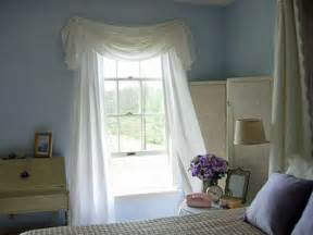 bedroom window valances diy curtains window treatment