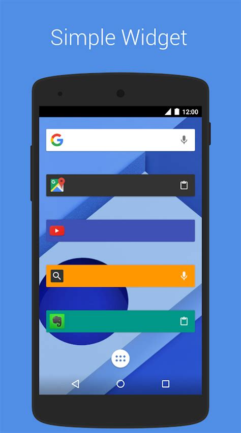 Ex Search Searchbar Ex Search Widget Android Apps On Play