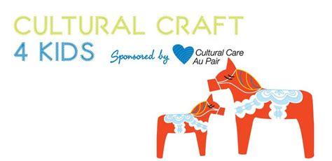 cultural crafts for cultural craft for make a swedish dala