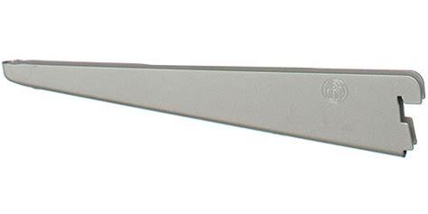 5 Inch Shelf Brackets by 10 5 Inch Solid Wood Shelf Bracket Nickel In Freedomrail