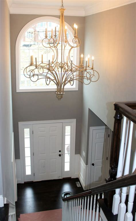 foyer paint ideas best 25 two story foyer ideas on pinterest 2 story foyer foyer paint colors and entry chandelier
