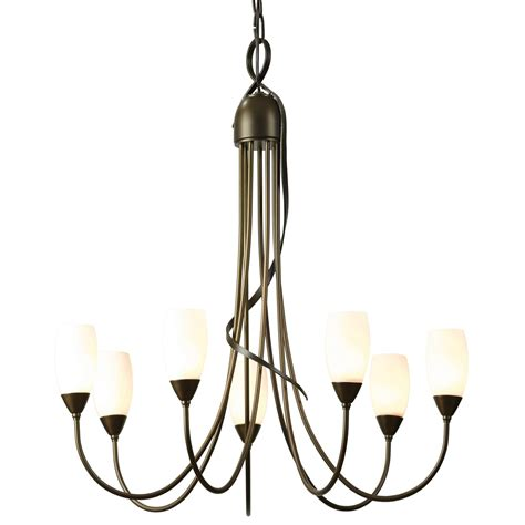 Tulip Chandelier Flora Tulip Chandelier By Hubbardton Forge 103049 05 G444