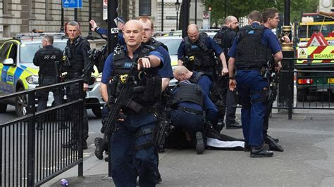 Tech Office Pictures by London Police Shoot Woman Arrest Four Others While