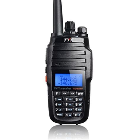 Tyt Th Uv8000d 10w Ultra High Output Power Handheld Transceiver tyt th uv8000d ultra high output power 10w