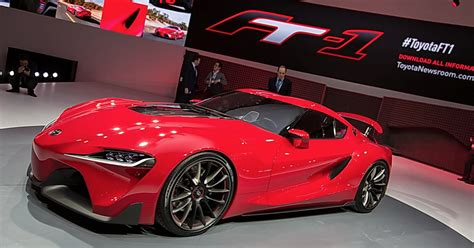 Hoselton Toyota Fairport Ny Hoselton Auto Mall The Toyota Ft 1 New Concept Sports Car