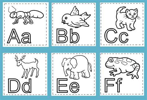 printable ocean alphabet book classroom quilt coloring pages preschool mom