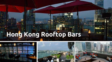 Top Bars In Hong Kong hong kong s best rooftop bars 2015 asia bars restaurants