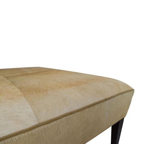 mitchell gold ottoman 90 off mitchell gold bob williams mitchell gold bob