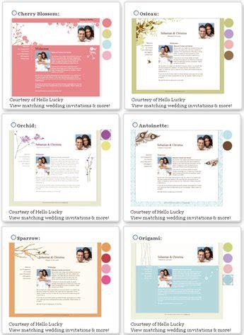 free printable invitation websites free wedding website designs from hello lucky invitations