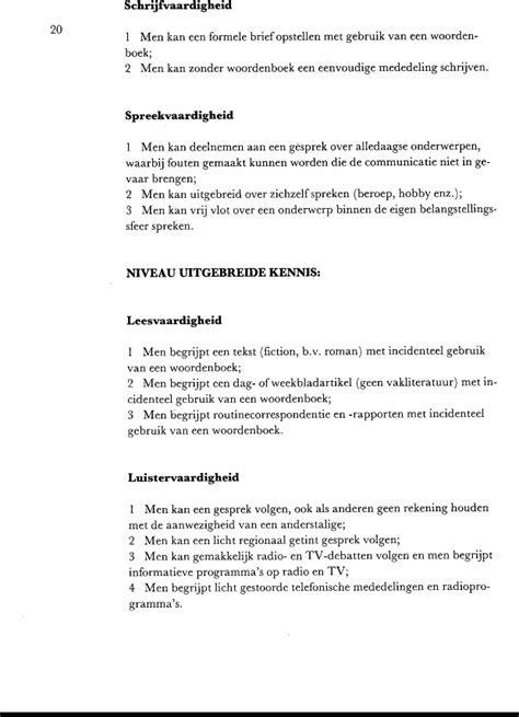 Een Zakelijke Brief Schrijven Nederlands Pdf brief nederlands images frompo 1