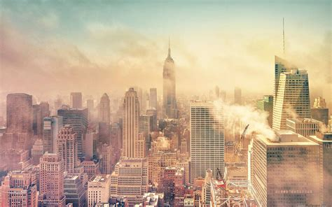 I Am In New York City For My Appearance On The Mar Snarkspot by New York Im Nebel Widescreen Bilder St 228 Dte Der Welt F 252 R